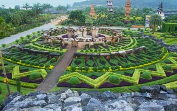 wisata bangkok pattaya