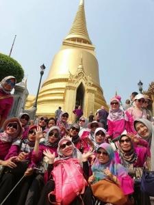 Paket Ekonomis Tours Thailand Start Padang