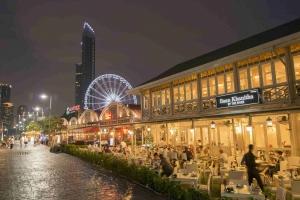 Paket Ekonomis Wisata Bangkok Pattaya Thailand Start Makassar